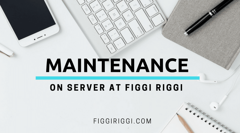 maintenance of server at figgi riggi
