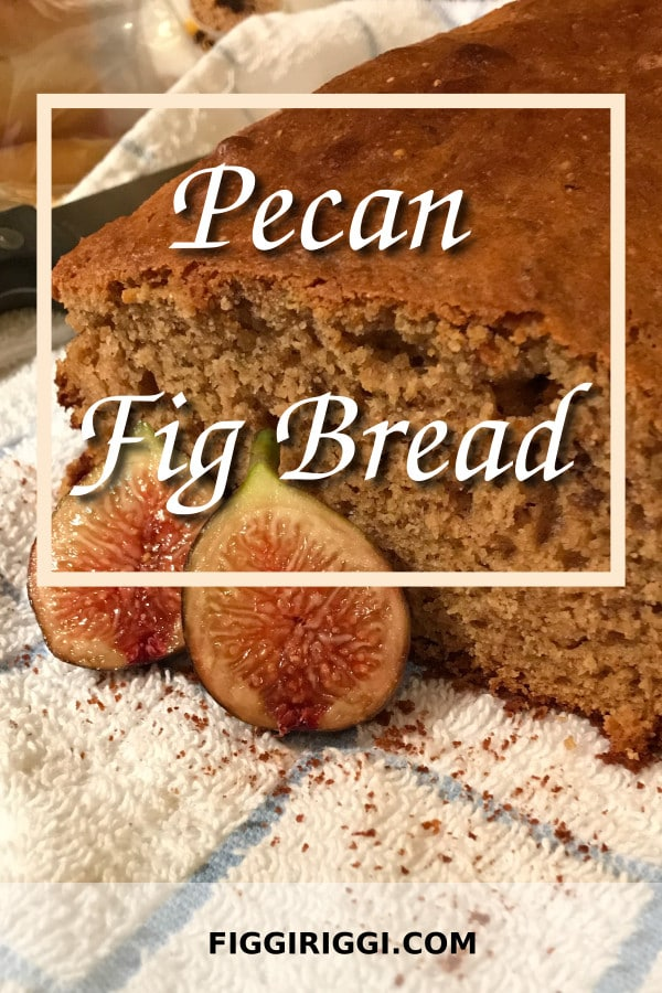 4 Steps To Make Pecan Fig Bread